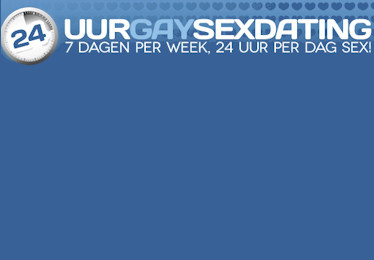 24 uur gay sex dating